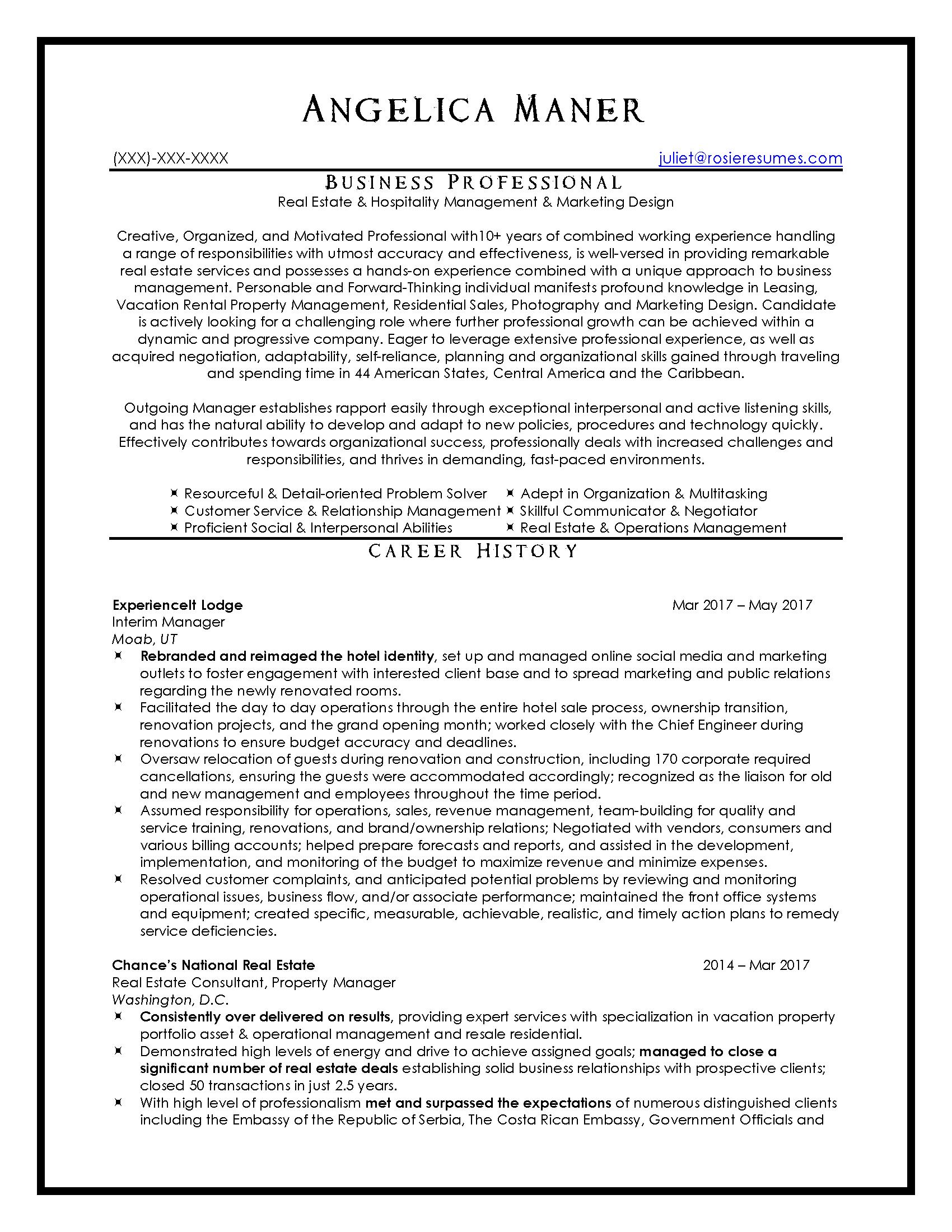 RRTRS Hospitality Resume Sample_Page_1