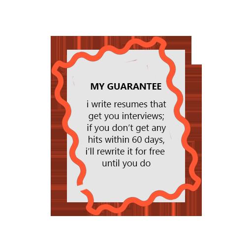 my guarantee pic